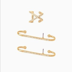 Rebecca Minkoff earrings